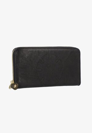 WALLET C21100 GEOMETRICAL - Wallet - black