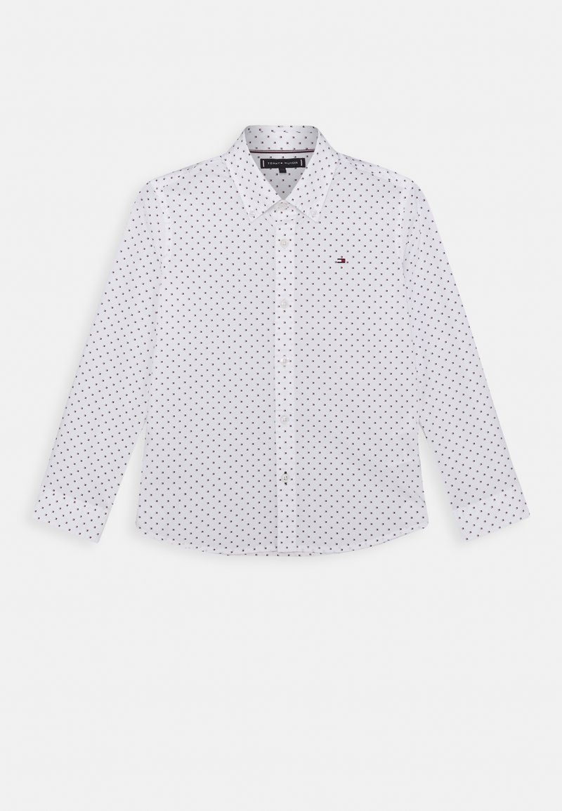 Tommy Hilfiger - MINI FLAG - Shirt - white