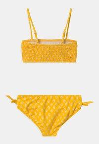 Seafolly - GARDEN BOUQUET SHIRRED SET - Bikini - marigold - 1