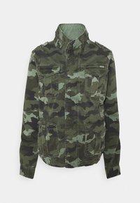 Pepe Jeans - MARLOW CAMO - Lett jakke - palm green - 0