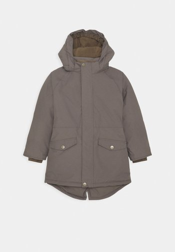 VIBSE - Winter coat - dark shadow