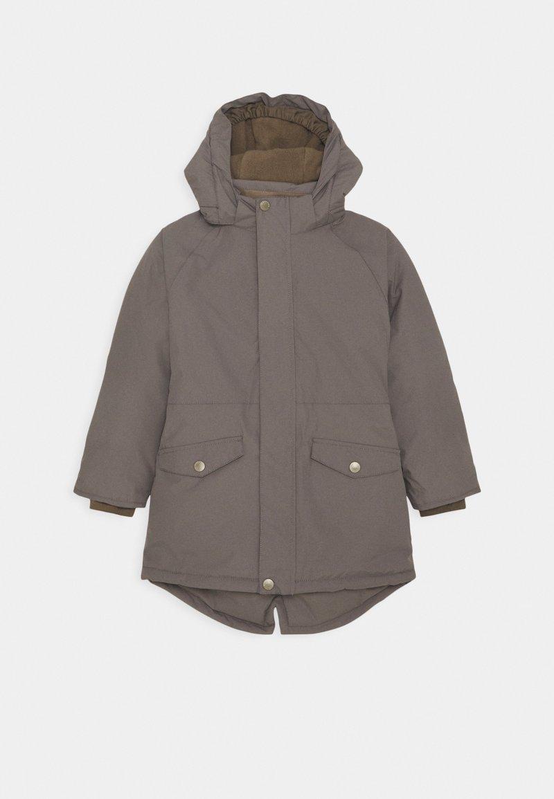MINI A TURE - VIBSE - Zimní kabát - dark shadow