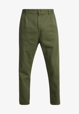 JJIJEFF JJTRENDY AKM  - Chinos - olive night