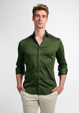 SLIM FIT - Formal shirt - grün