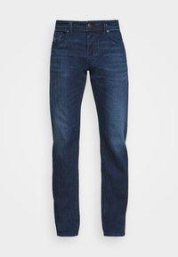 LARKEE-X - Straight leg jeans - dark blue
