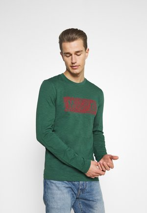 ANTON - Långärmad tröja - mallard green