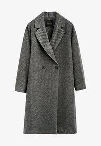 Massimo Dutti - Classic coat - grey - 0