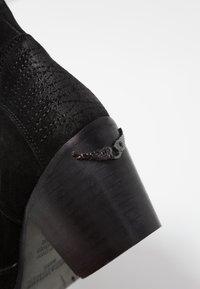 Zadig & Voltaire - Kotníková obuv - noir - 2