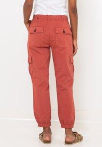 Camaïeu - Pantalon cargo - pink - 2