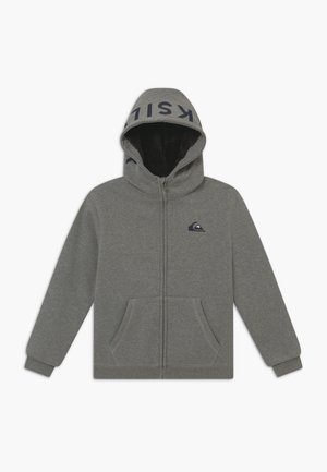 BEST WAVE YOUTH - Giacca da mezza stagione - medium grey heather