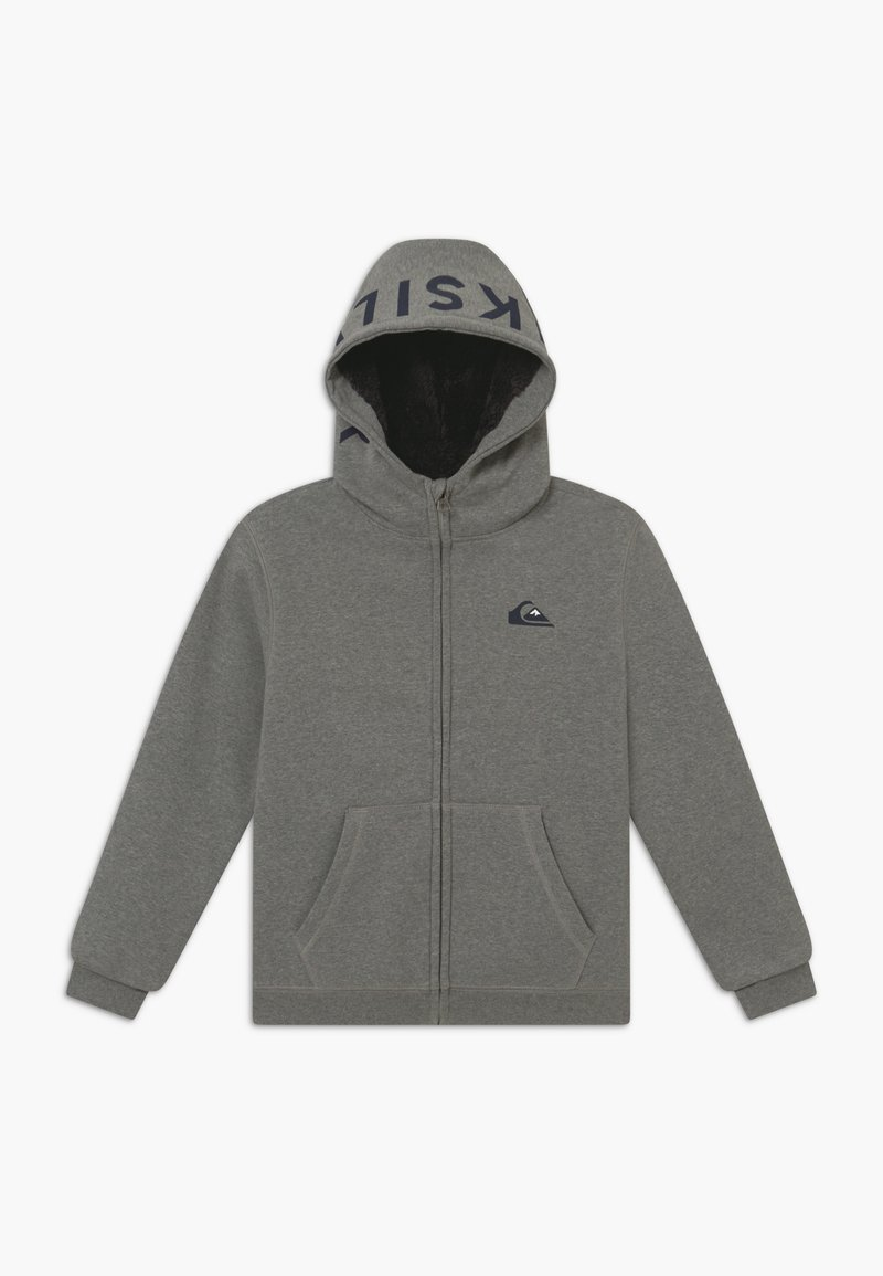 Quiksilver - BEST WAVE YOUTH - Jas - medium grey heather