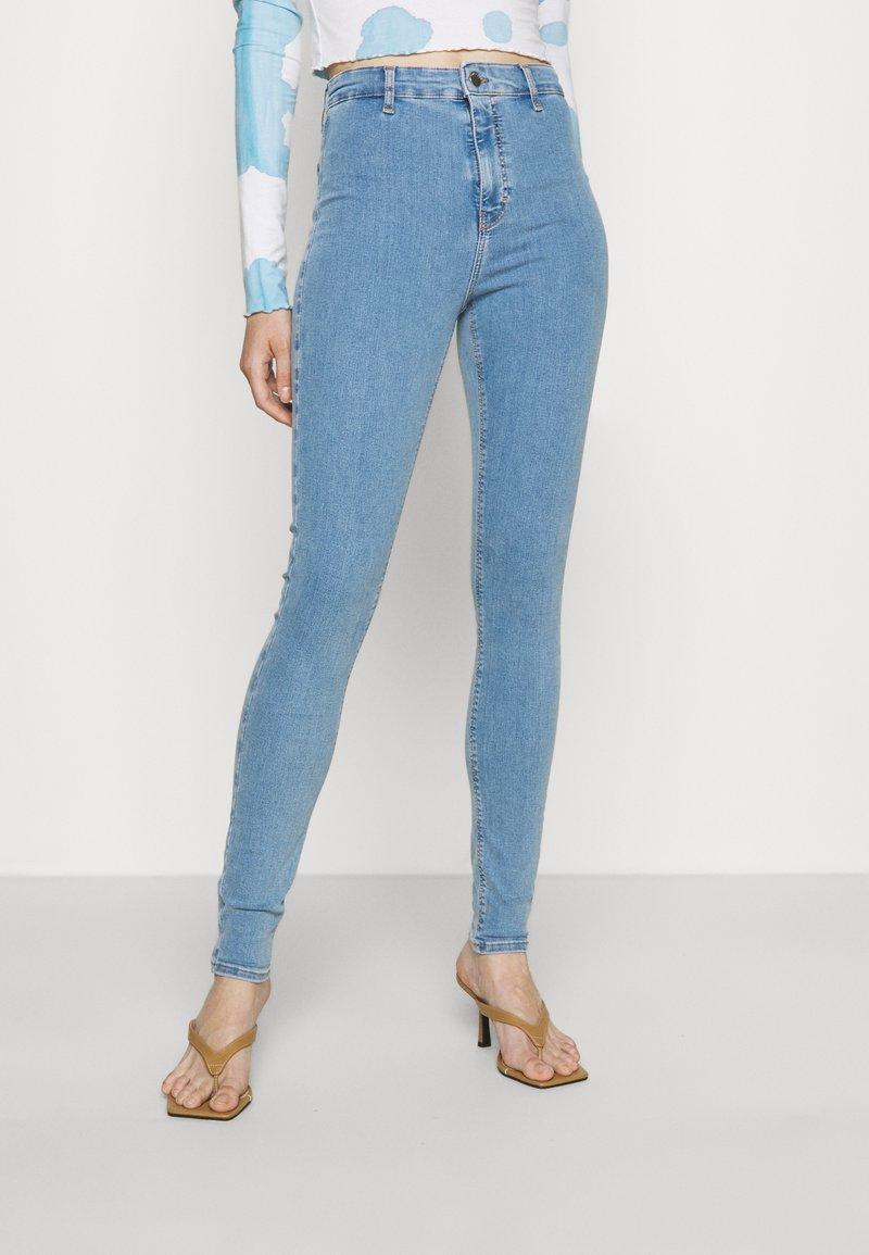 Topshop - JONI - Jeans Skinny Fit - bleach