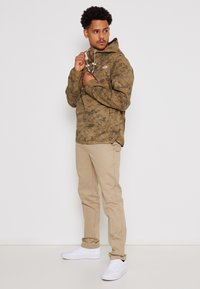The North Face - PRINTED CLASS FANORAK - Outdoorová bunda - olive - 6