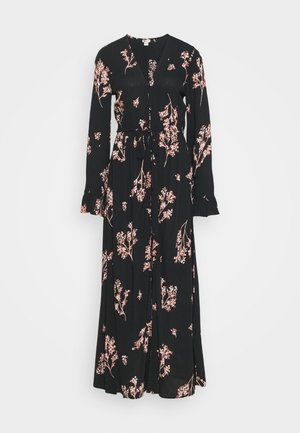 VALLETA - Maxi dress - black