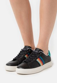 Paul Smith - EXCLUSIVE LAPIN - Sneakersy niskie - black - 0