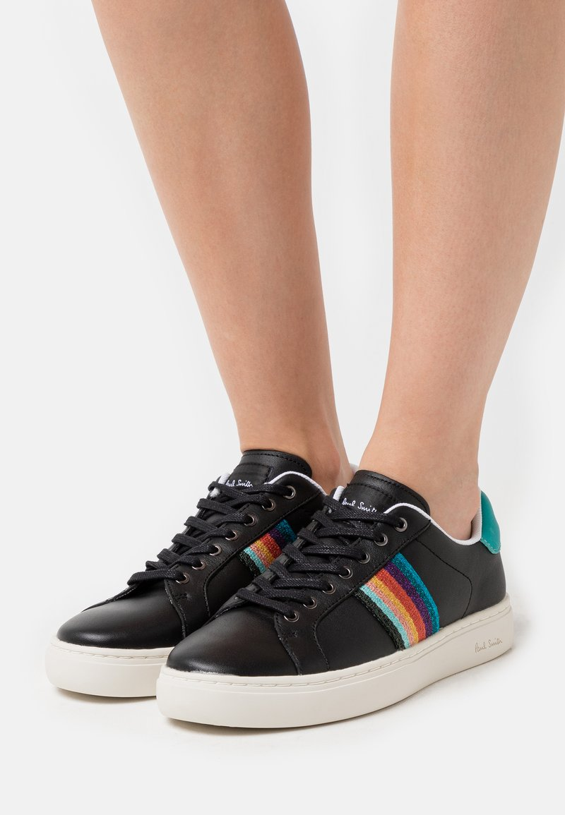 Paul Smith - EXCLUSIVE LAPIN - Baskets basses - black