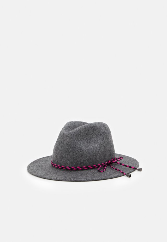 HAT CLIMB ROPE - Cappello - grey