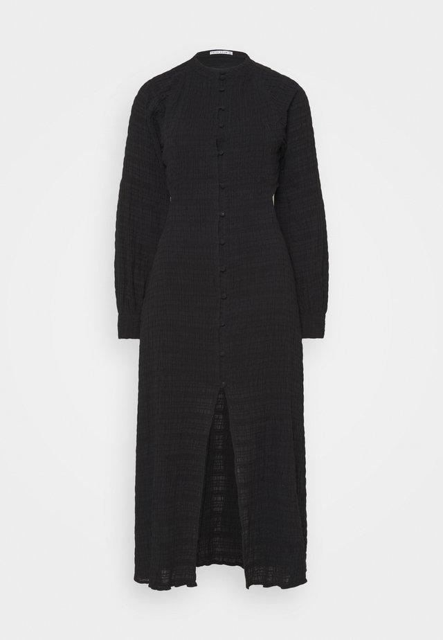 MAXI DRESS - Maxi dress - black