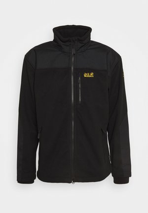 BLIZZARD - Fleece jacket - black