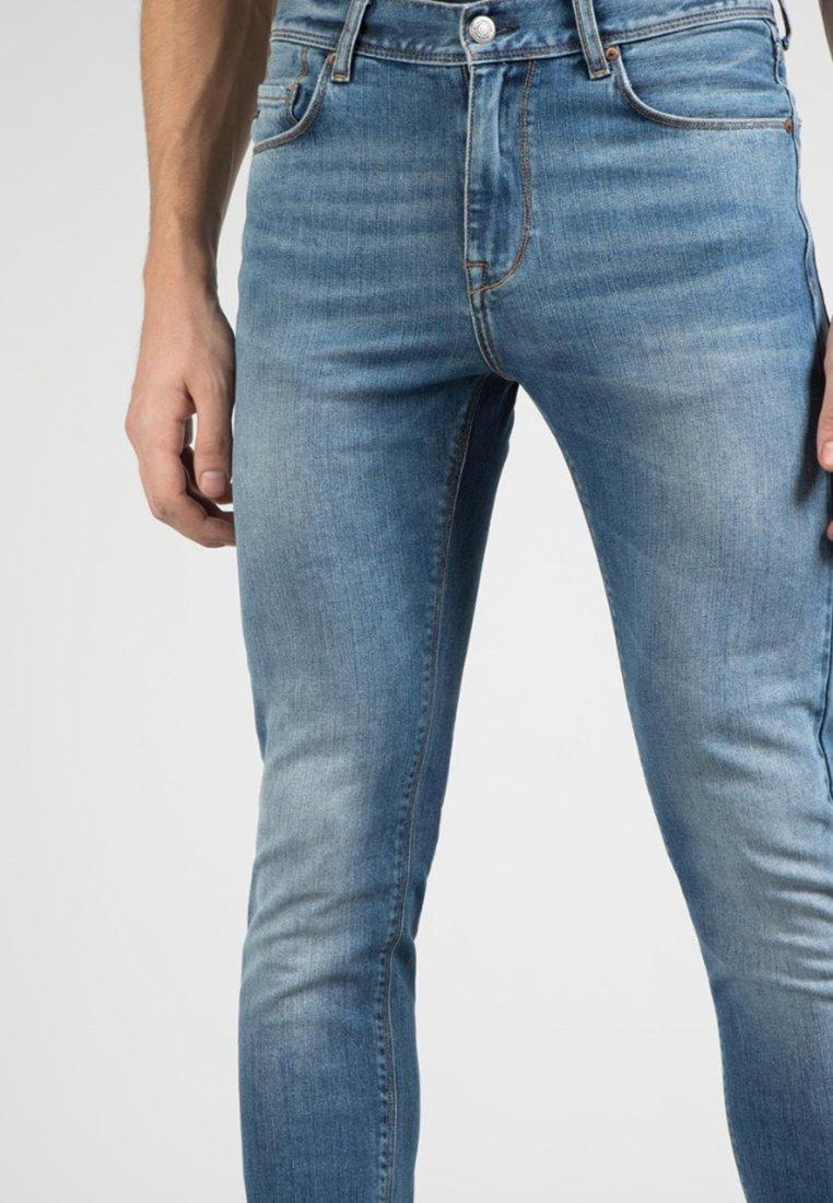 J.LINDEBERG DAMIEN HAGGARD - Jeans Skinny - mid blue