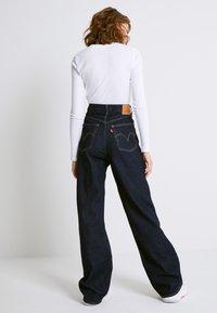 Levi's® - HIGH LOOSE - Flared jeans - gotta dip - 2