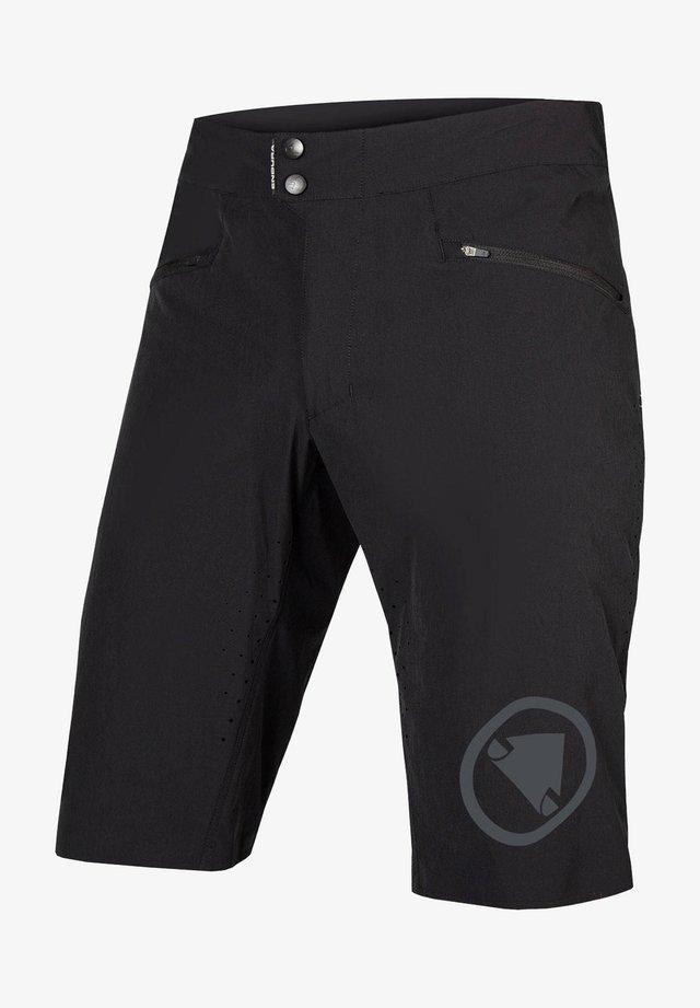 SINGLETRACK LITE SHORT - Sports shorts - schwarz