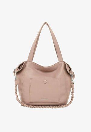 FIORELLA - Handbag - oldrose 651