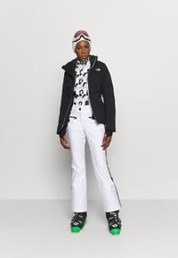 Rossignol - PALMARES ZIP - Long sleeved top - light grey - 1