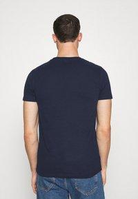 Superdry - VINTAGE TEE - Basic T-shirt - rich navy - 2