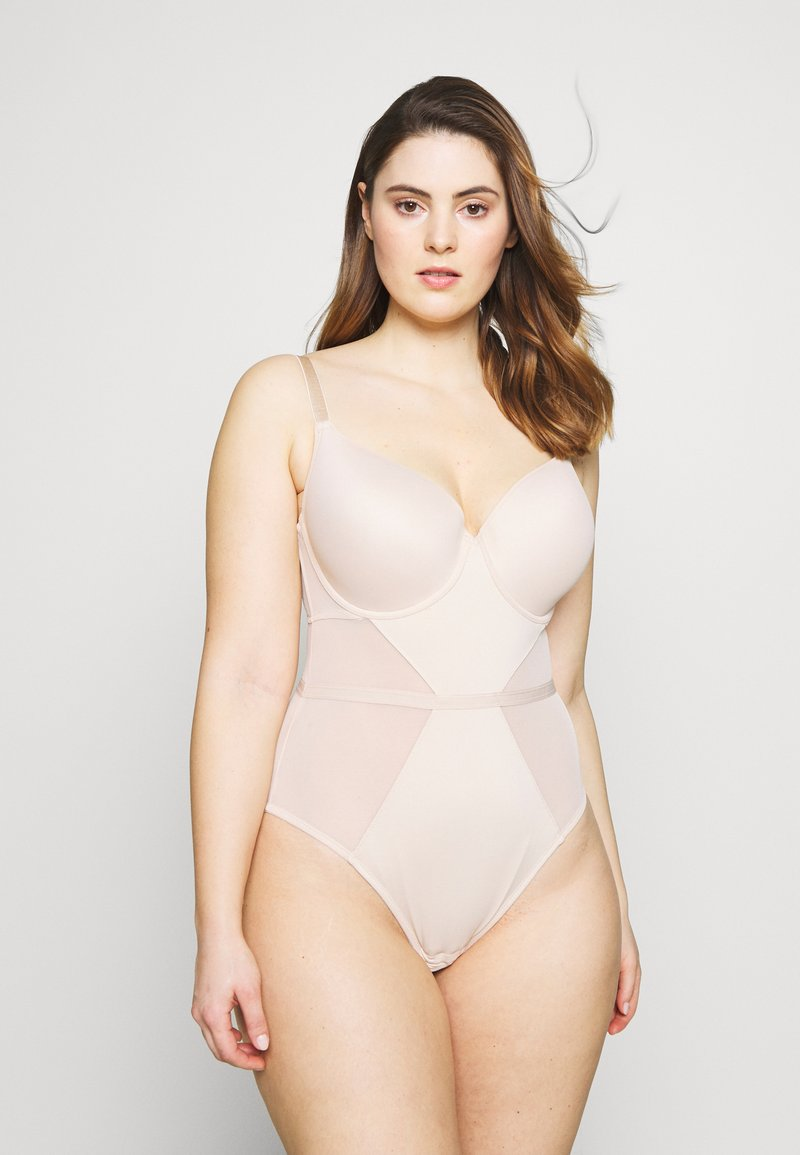 Ashley Graham Lingerie by Addition Elle - FASHION - Body - sunkissed