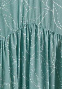 Esprit Collection - DRESS - Vapaa-ajan mekko - dark turquoise - 2