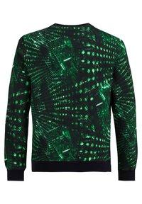 WE Fashion - MET DESSIN - Felpa - green - 4