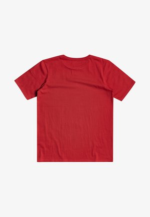 WILDER MILE  - T-paita - american red