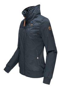 Ragwear - JOTTY - Winter jacket - navy - 4