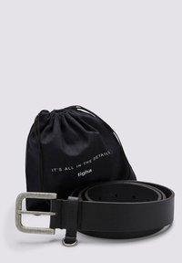 Tigha - BELTOR - Belt - black - 2