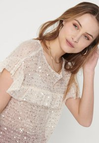 ONLY - Blouse - almond milk - 4