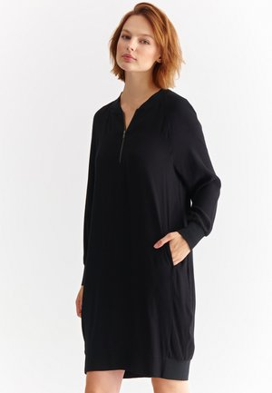 LEKI - Jersey dress - black