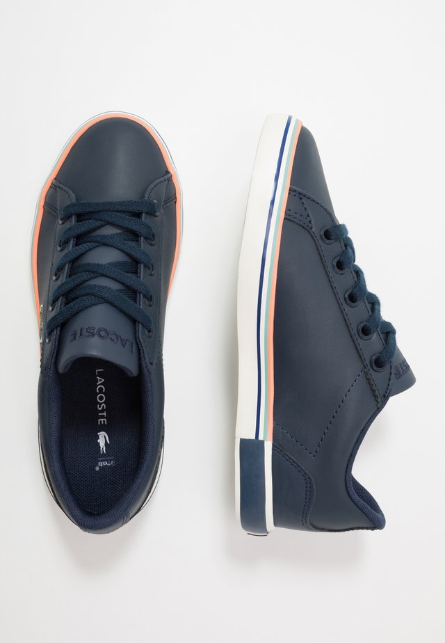 LEROND  - Baskets basses - navy/offwhite