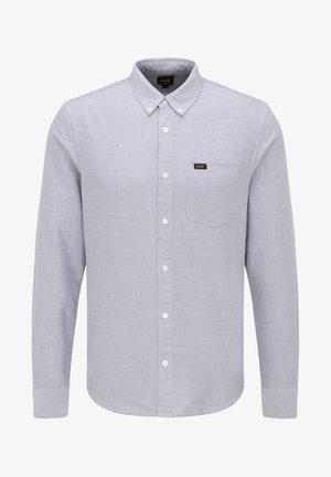 Overhemd - cloudburst grey