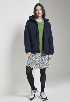 TRENDY PUFFER JACKET - Winter jacket - sky captain blue
