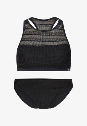 ELENA WOMEN HIPSTER BOTTOM SET - Bikini - black