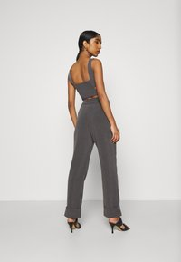 4th & Reckless - BLAISE TROUSER - Trousers - grey - 2