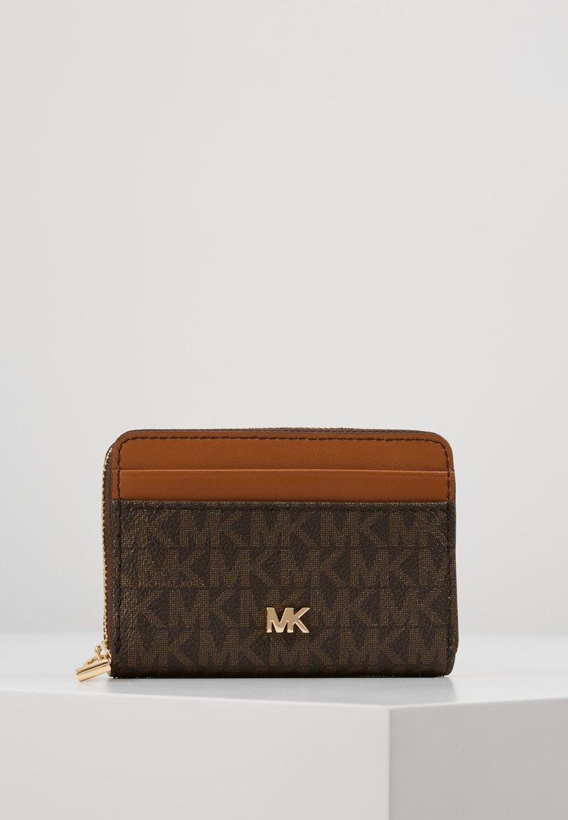 MICHAEL Michael Kors - MOTT COIN CARD CASE COATED - Wallet - brown