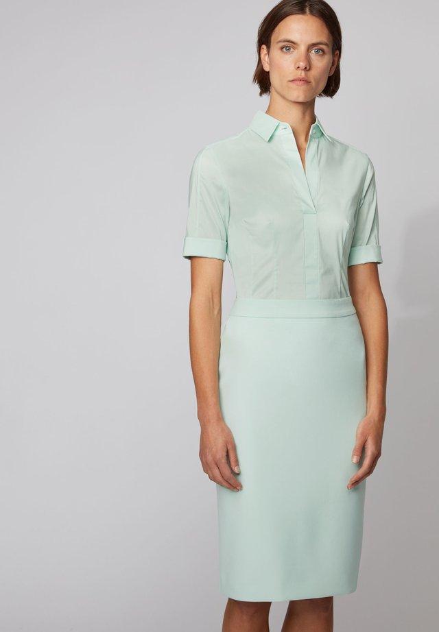 BASHINI2 - Bluse - turquoise