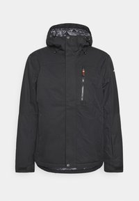 ICEPEAK CAPOT - Lyžařská bunda - black