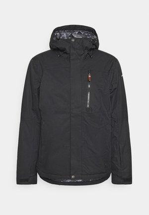 ICEPEAK CAPOT - Ski jacket - black