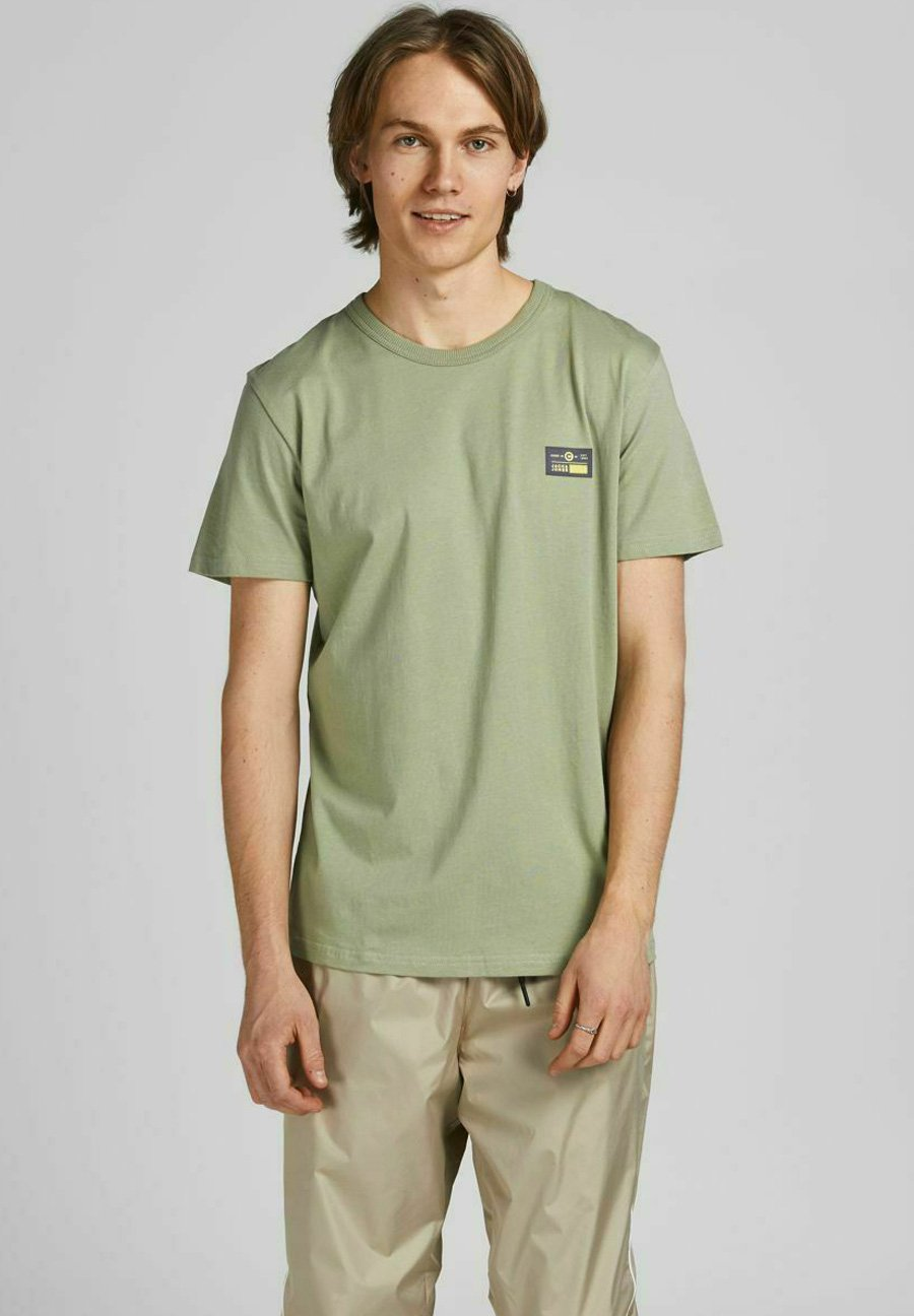 Hombre Camiseta estampada