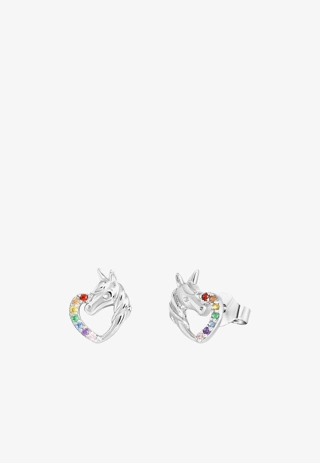 UNICORN  - Earrings - zilver