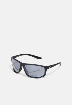 ADRENALINE UNISEX - Sluneční brýle - black/volt/grey