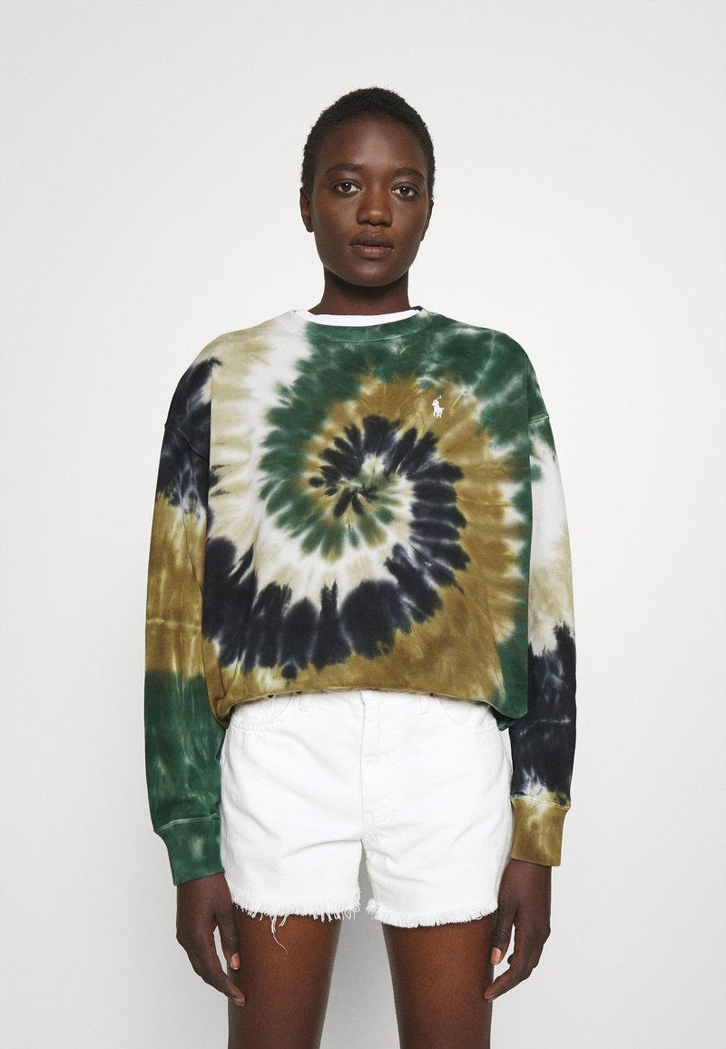 Polo Ralph Lauren - LOOPBACK - Sweatshirt - forest